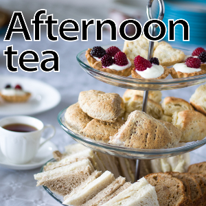 Prova afternoon tea